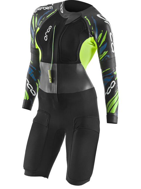 ORCA Perform Swimrun Wetsuit Women Black